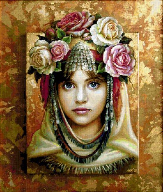 портреты художника Марины Илиевой - 08