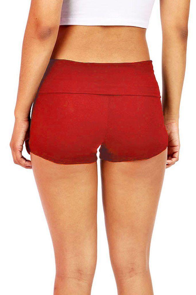Mini Yoga Shorts