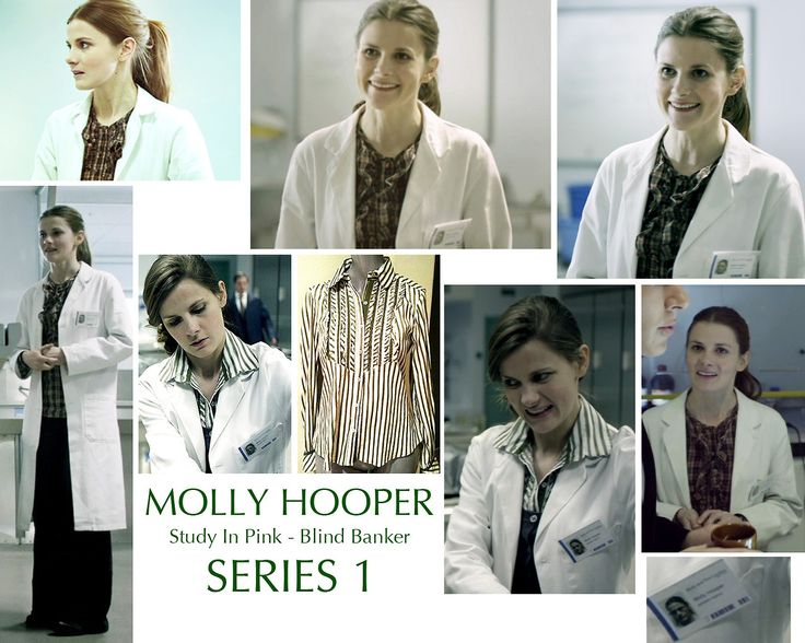 MOLLY HOOPER COSPLAY REFS AND HELP. High resolution pics and references for Molly Hooper cosplay. Also links to find merchandise and replicas.