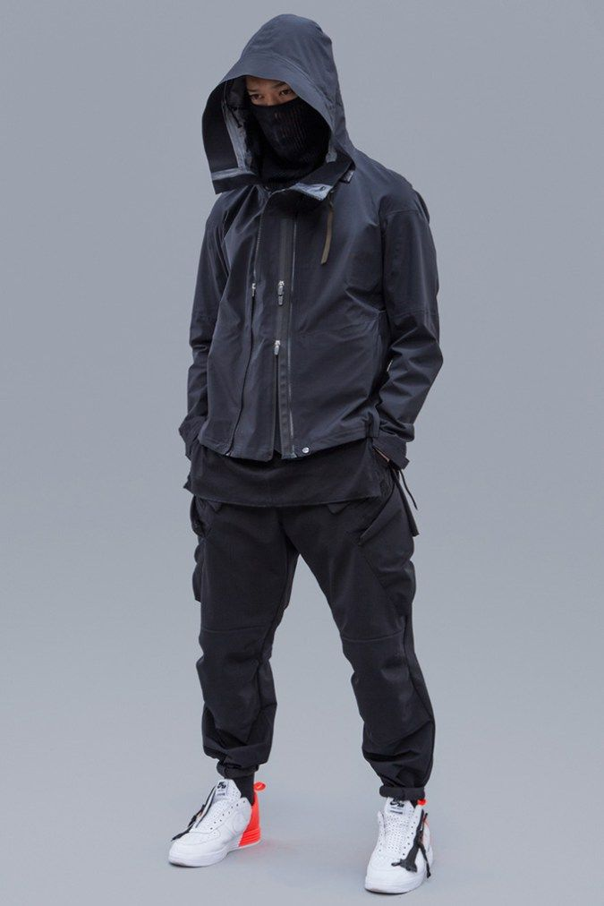 Acronym 2016 Fall Winter Collection Cyberpunk Fashion