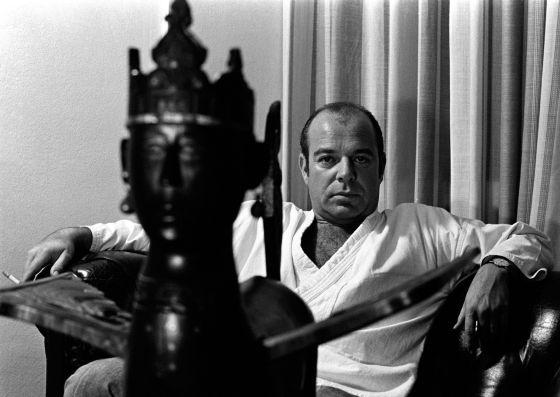 Gil de Biedma en 1969 (por Colita)