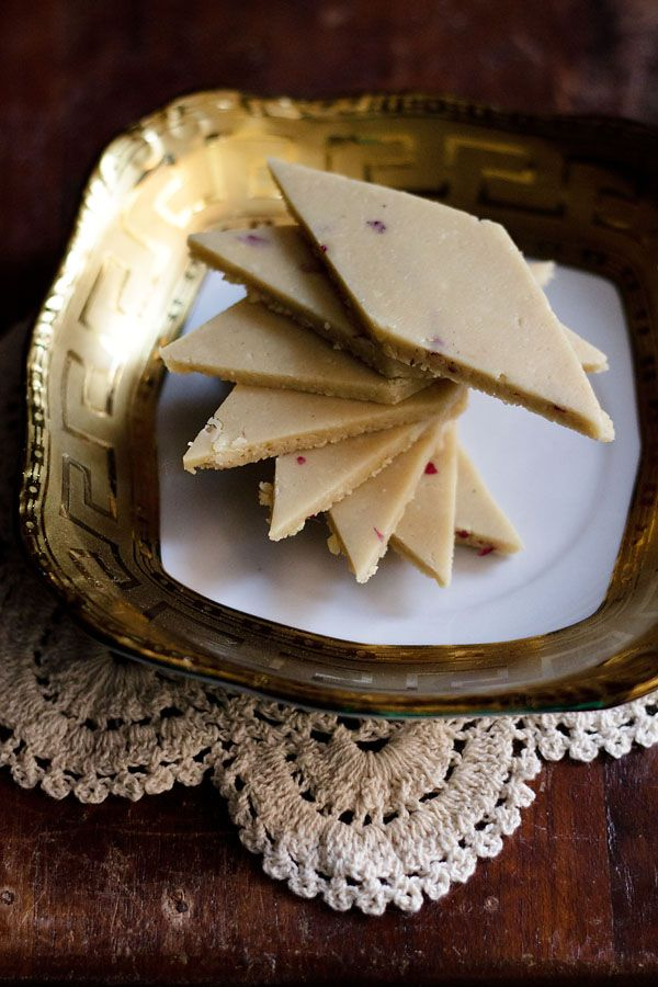 17 Best images about Burfi Indian Sweet on Pinterest ...