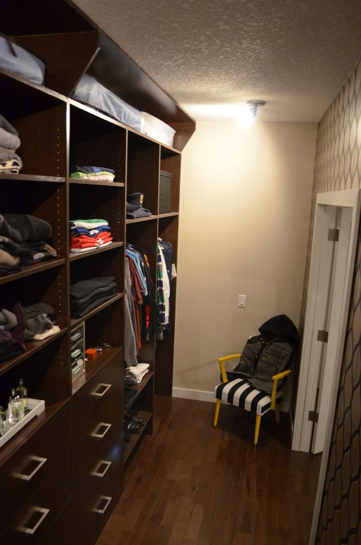 Other end of the Walk in Closet