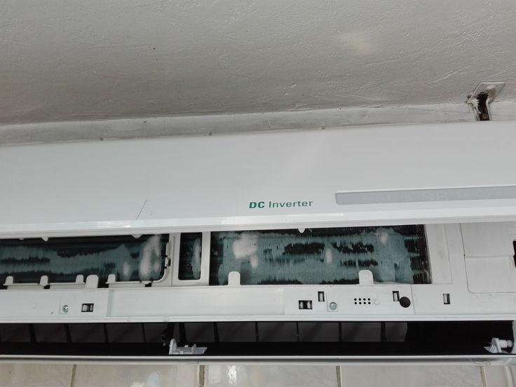 Revizie anuala aparat aer conditionat Curatare filtre , verificare parametrii de functionare , verificare turbina  si ventilator. Pret : 100 - 120 Lei