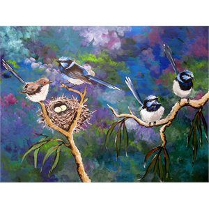 """Sally Ford - """"Beyond the Nest"""""""
