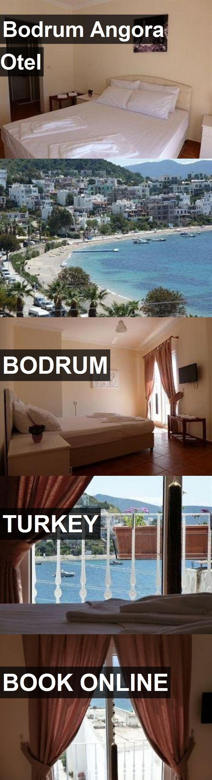 Hotel Bodrum Angora Otel in Bodrum, Turkey. For more information, photos, reviews and best prices please follow the link. #Turkey #Bodrum #travel #vacation #hotel