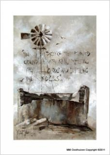 Maria ›› Windpomp en plaasdam