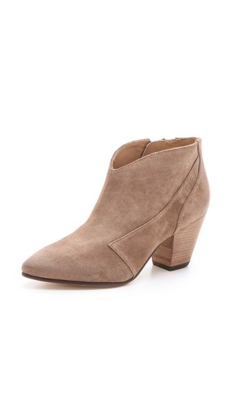 Yoko Booties / Belle by Sigerson Morrison