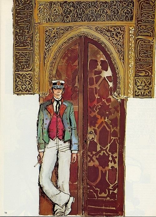 Corto Maltese - The perfect man