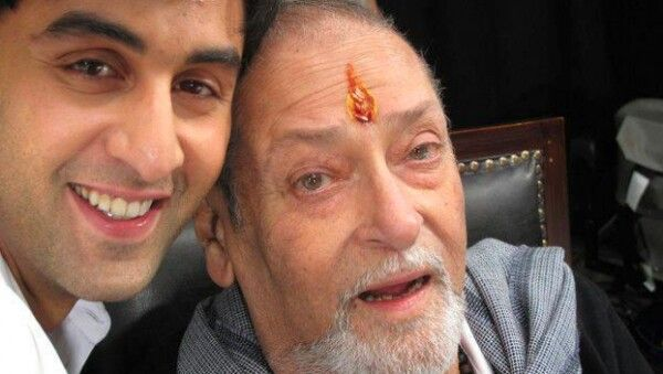 Shammi Kapoor e Ranbir Kapoor