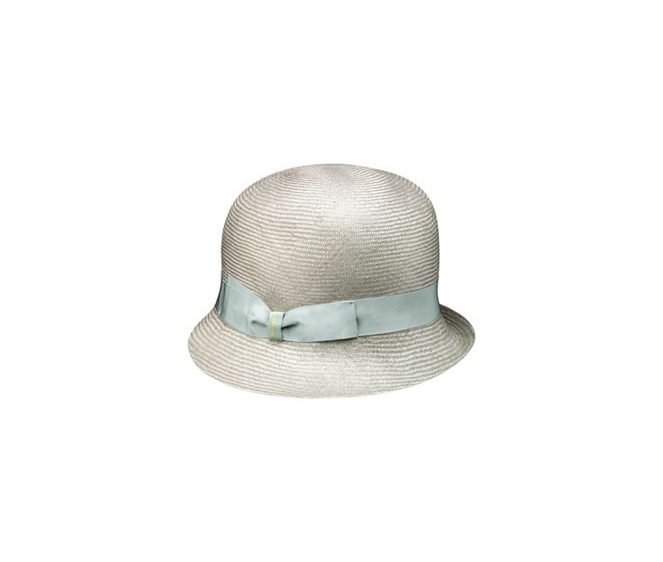 Cloche parasisol. Product code: 232096 Shop it here: http://shop.borsalino.com/eshop/product/Borsalino-Straw-Hats-Cloche-parasisol.html/1/pid/131826/frmCatID/36593/