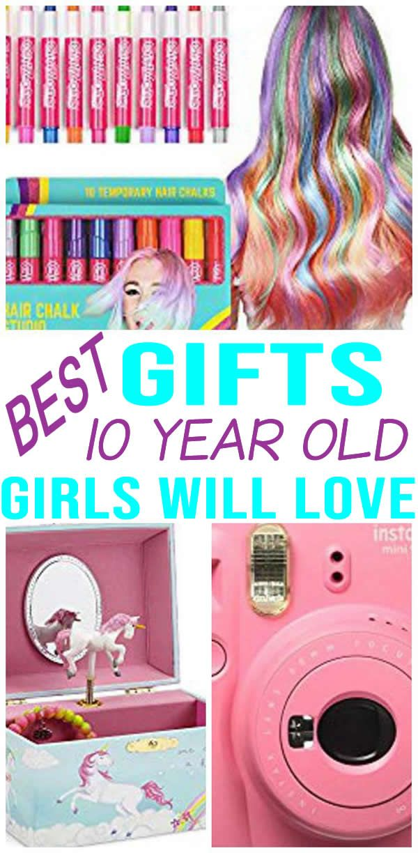 Best 10 Year Old Girls Gifts Find The Most Popular Gift Ideas For 10 Year Old Girls Get Th Birthday Gifts For Girls Birthday Gifts For Teens 10 Year Old Girl