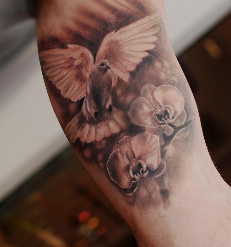 die besten 25 tauben tattoo ideen auf pinterest taube zeichnung tauben tattoos und tauben. Black Bedroom Furniture Sets. Home Design Ideas