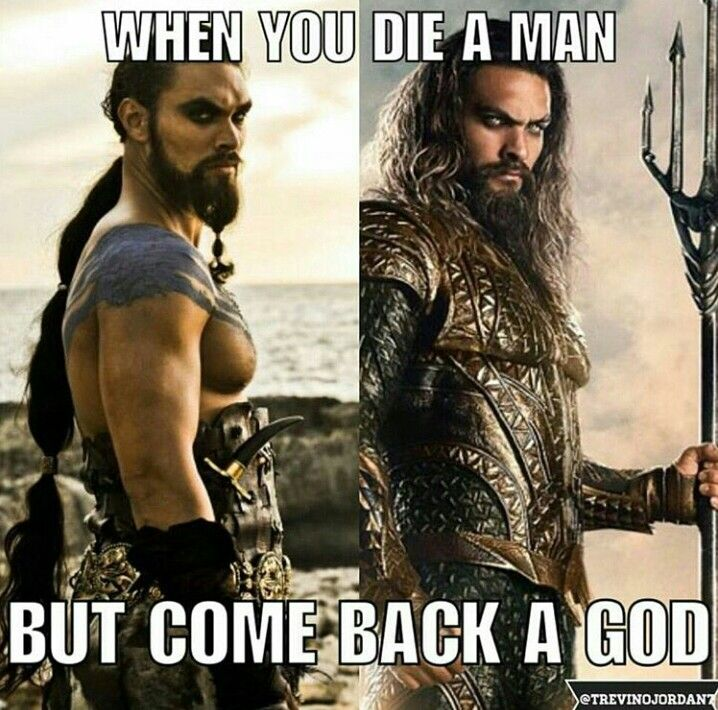 From Kahl to Aquaman... Hot.                              …