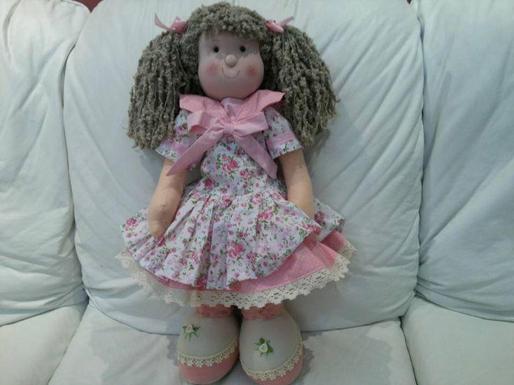 Esta é a Boneca Ninoca!