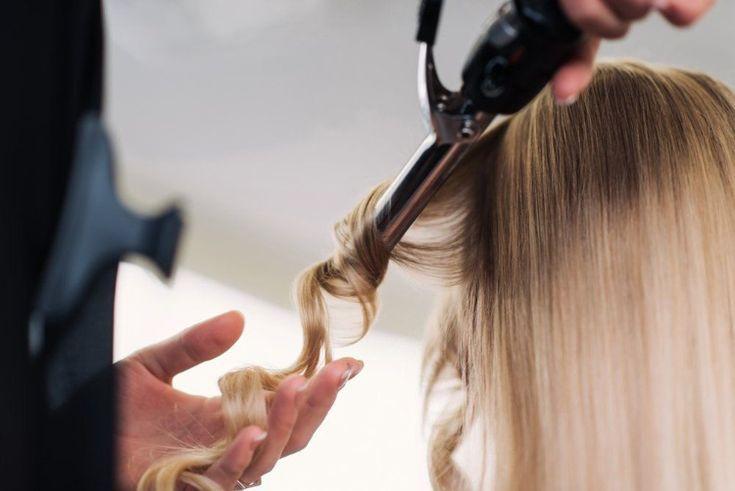 Vermeiden Sie die Verwendung von Lockenwicklern und Glätteisen. #home #remedies #hair #loss #tips #c …