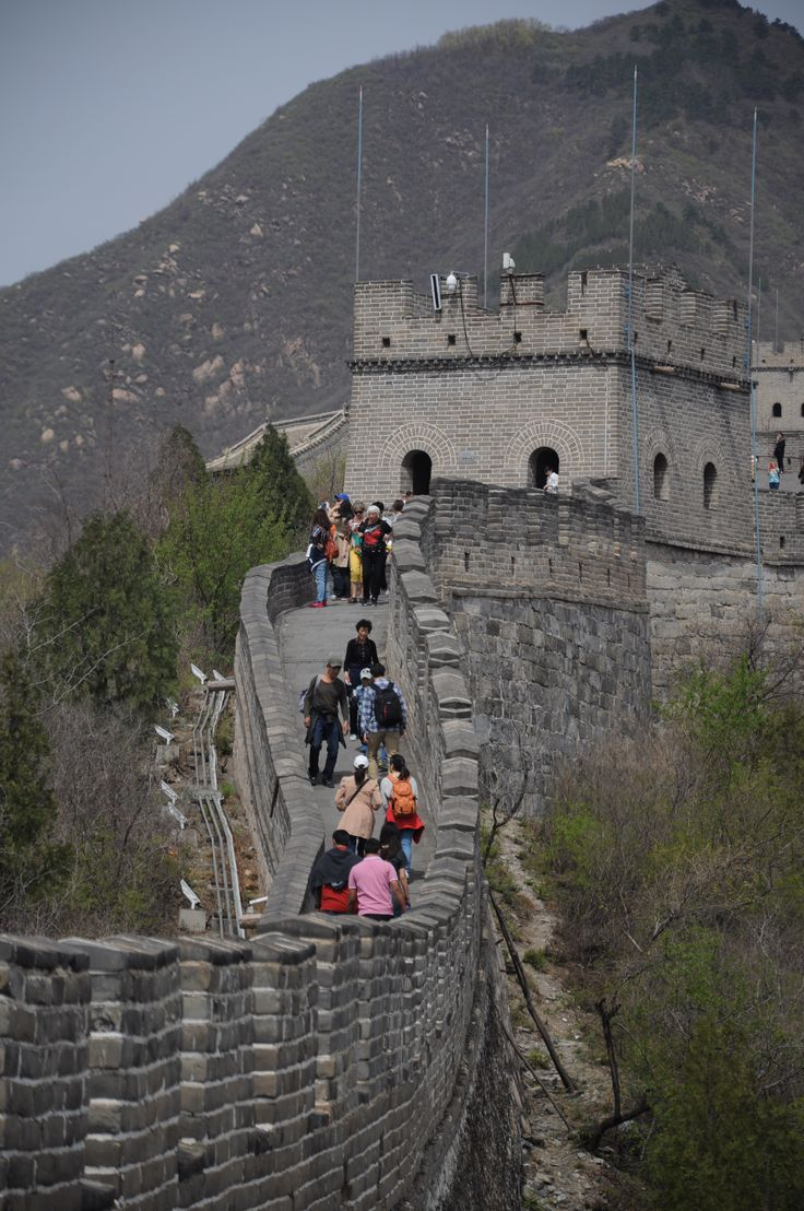 The great wall, den kinesiske mur