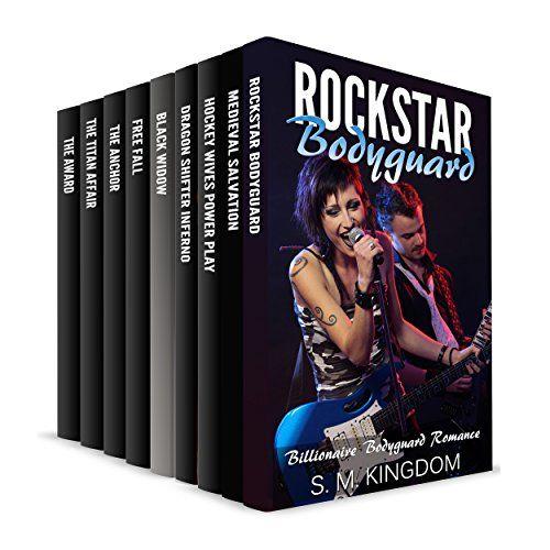 Romance: Rockstar Box Set 9-In-1 Book Bundles: Billionaire Bachelors, Rock Stars, Outlaws MC Bikers, Interracial Shifters, Time Travelers, Hockey Wives, Sports Romance (Be My Bad Boy Tonight Series) by S. M. Kingdom