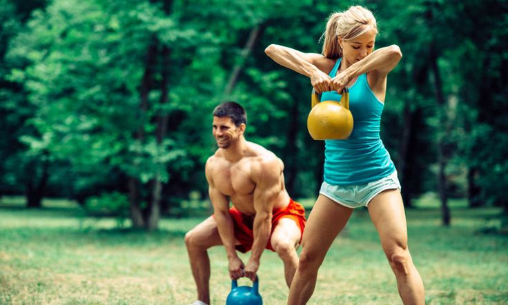 """I'm a personal trainer, and when I begin with new female clients, I always start them on a weight-lifting routine. Yet I always hear the same complaints: """"Only men should weight-lift!"""" or """"I don't"""