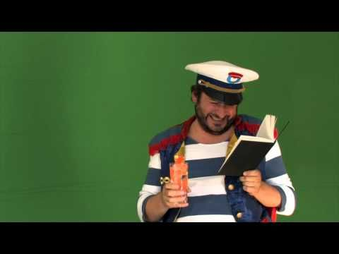 Fixkes - Tien kleine visjes - Kapitein Winokio zag 4 Beren - YouTube
