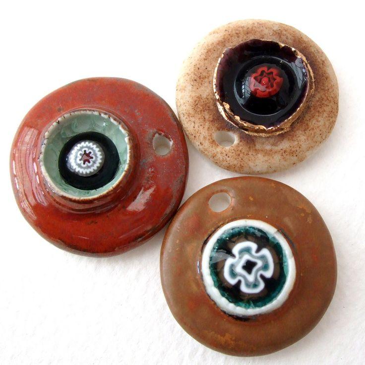 Керамические украшения Lisa Stevens - Страна чудес