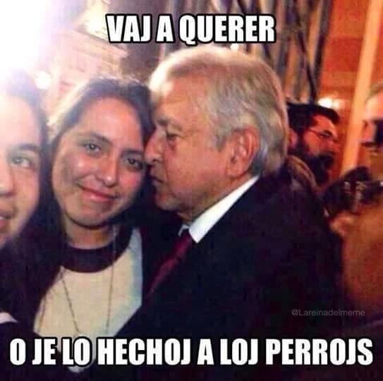 Estaríamos mejor con López Obrador jajajajaja 😂😂