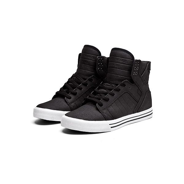 SUPRA Footwear - I like these just as much as the white pair!