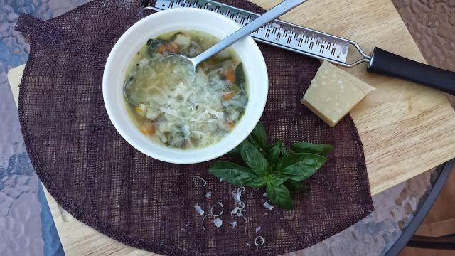 Sopa minestrone by dulcegourmett