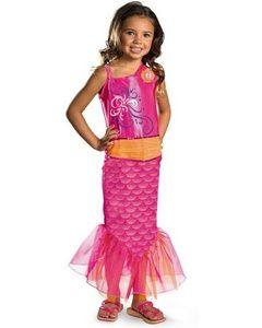 Barbie Merliah Kids Costume