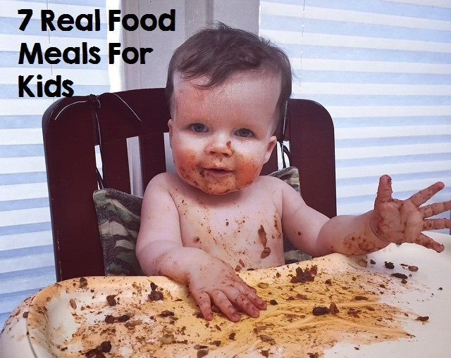 7 Healthy Meals For Kids