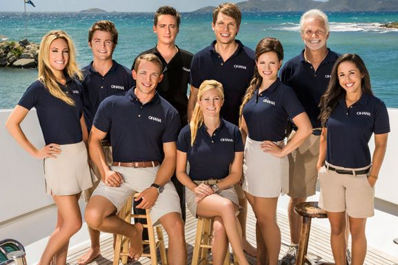 "Below Deck Recap: ""You're Grounded"" [Episode 9] Read more and join in at: http://allaboutthetea.com/2014/10/08/below-deck-recap-s2e9/"