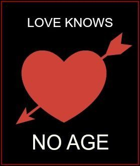 "Truth. If your ""love"" for someone is based on age, then you have little…"