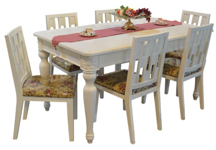 Copy of Dining Table (P-161) and Chair (C-24) – unihomefurniture