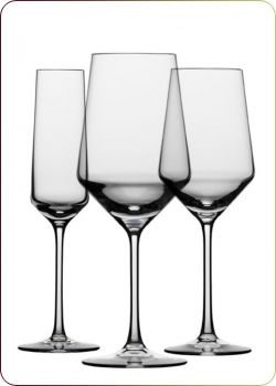 "Schott Zwiesel - Pure, ""Grundausstattung"" Gläserset aus 6x Cabernet, 6x Sauvignon Blanc, 6x Sekt"