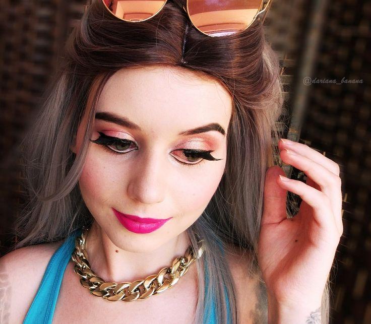 Barbie world. Barbie makeup. Barbie transformation. Барби