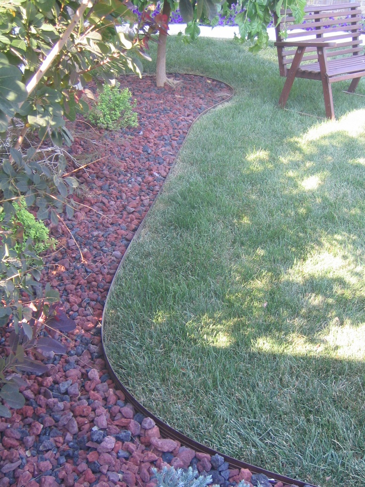 Purchase Your Own Aluminum Landscape Garden Edging From YardProduct.com