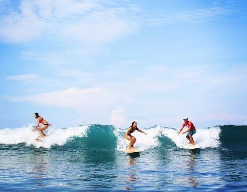 Surf Lessons In Punta Mita Surfing Surf Lesson Learn To Surf