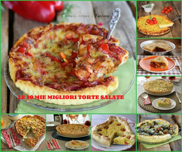 Le+mie+10+Migliori+torte+salate