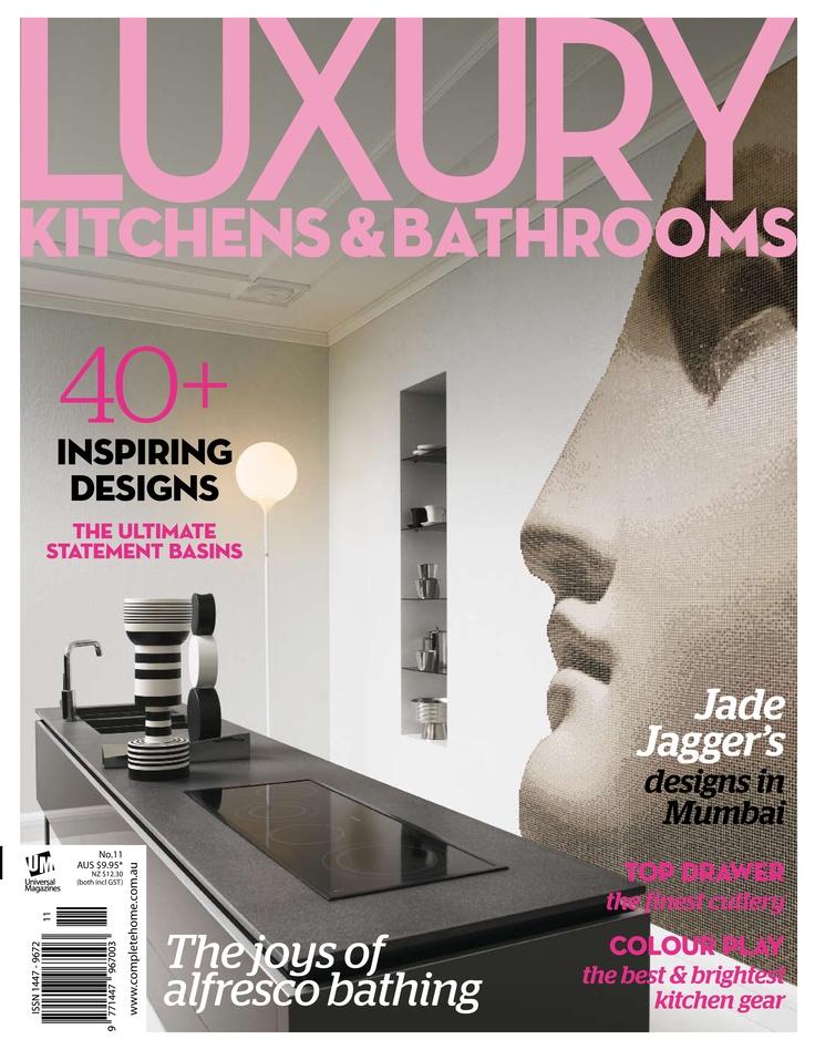 Luxury Kitchens Bathrooms 2012