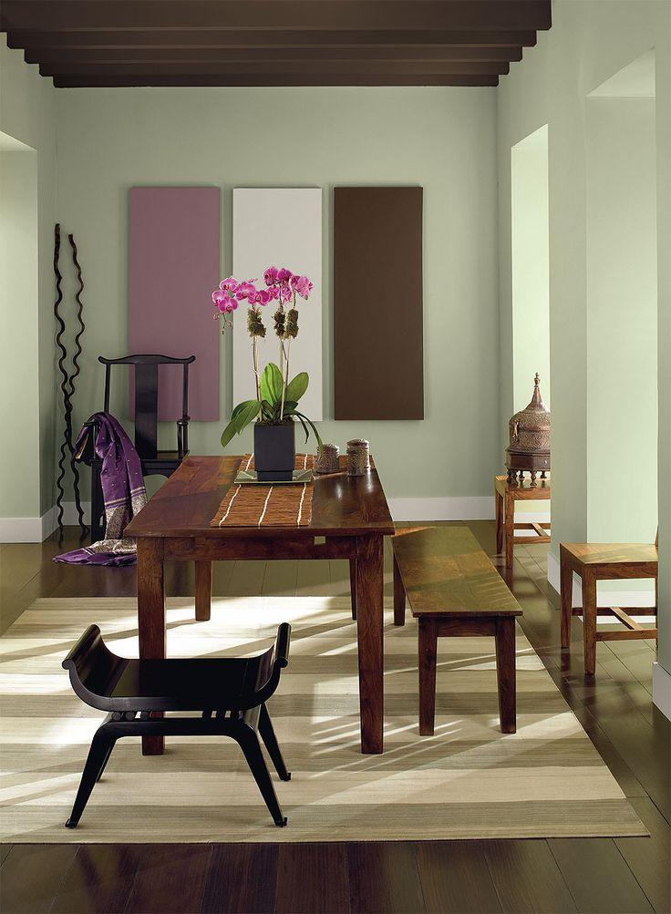 53 Best Dining Room Color Samples! Images On Pinterest