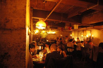 Cafe Marlton - 10 Affordable NYC Restaurants For The Diner On A Budget