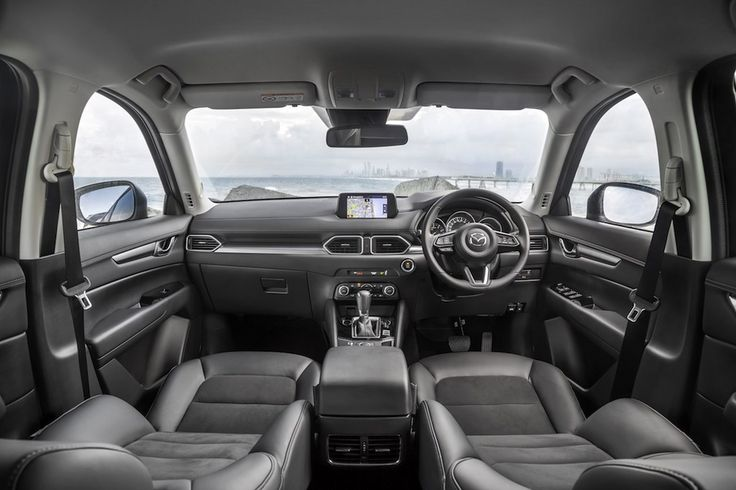 Mazda CX5 2018 Interior Look