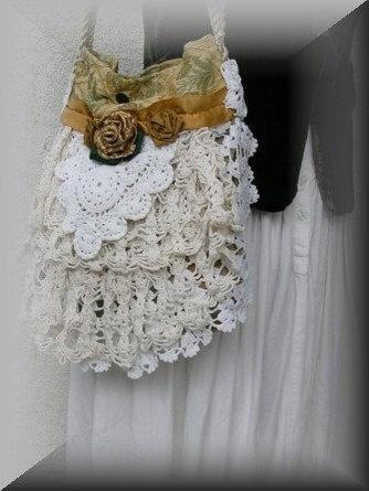 Doily Lace Bag