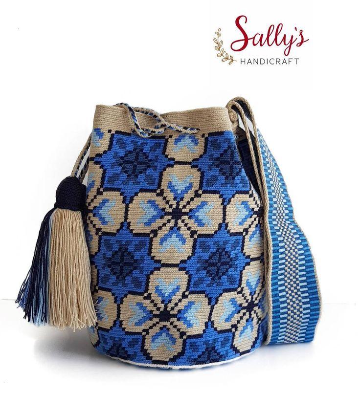 39 отметок «Нравится», 3 комментариев — กระเป๋าวายูแท้100% Wayúu bag (@sallyshandicraft) в Instagram: «Single thread high quality. ไหมเส้นเดียวมีเบล ทอแน่นสวยค่ะ Line sallyshandicraft ดูแบบอื่นที่นี่…»