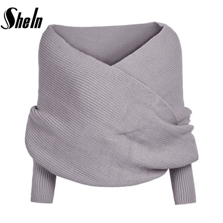 Свитер-шарф Купить: http://ali.pub/pd2hi