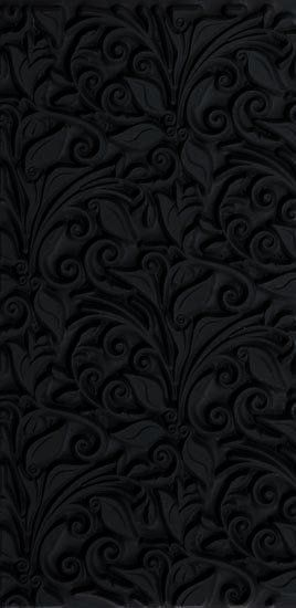 Texture Tile: Leaves & Tendrils