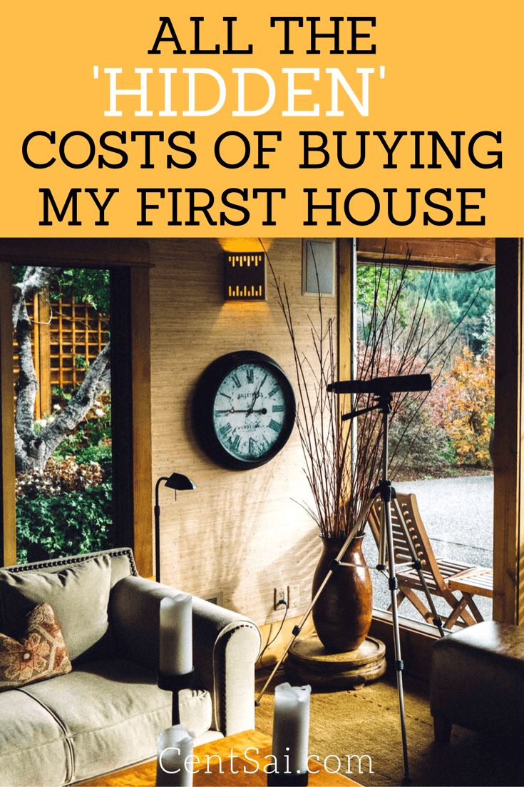 Do you know all of the hidden costs in buying a house