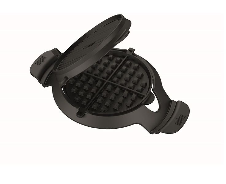 Prepare sublime waffles, sandwiches and even toast on your barbecue with our new GBS® Waffle Iron.