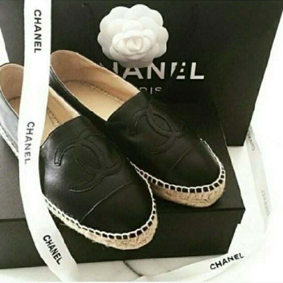 Chanel Loafers CHANEL Shoes Flats & Loafers