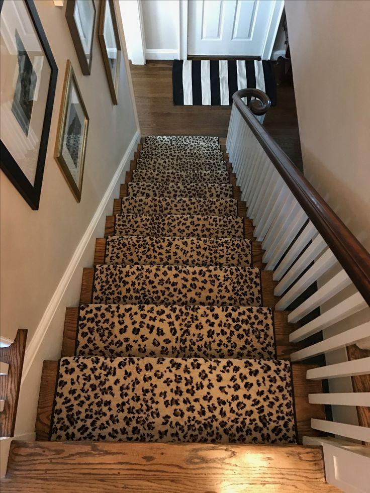 Stair Runners, Animal Prints, Stairs, Ladder, Stairways, Staircase Runner,  Animal Patterns, Stairway, Staircases